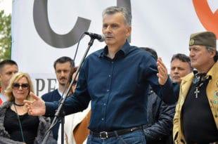 Стаматовић: Без проглашења окупације, поштовања Резолуције 1244 и враћања преговора у УН, нема опстанка КиМ у Србији!