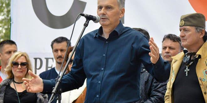 Стаматовић: Без проглашења окупације, поштовања Резолуције 1244 и враћања преговора у УН, нема опстанка КиМ у Србији! 1