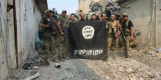 Ирачка војска ослободила Мосул и протерала Исламску државу 1