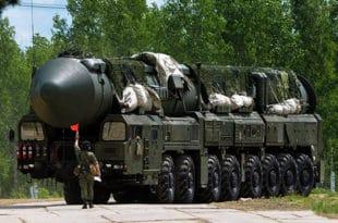 Русија до краја јуна организује маневре са учешћем својих 10 мобилних ракетних пукова 5