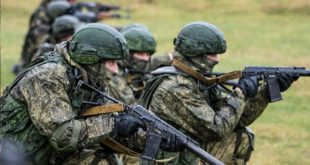 ''СЛОВЕНСКО БРАТСТВО 2017'' Почеле војне вежбе Русије, Србије и Белорусије 7