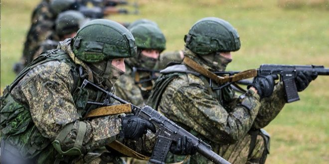 ''СЛОВЕНСКО БРАТСТВО 2017'' Почеле војне вежбе Русије, Србије и Белорусије 1