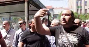 СНС батинаши од Полиције преузели контролу над Београдом - 31.05.2017. (видео) 16