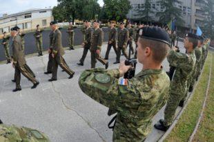 """Монтенегринска """"независна"""" власт, своје будуће официре школује у хрватском војном училишту """"dr. Franjo Tuđman"""""""