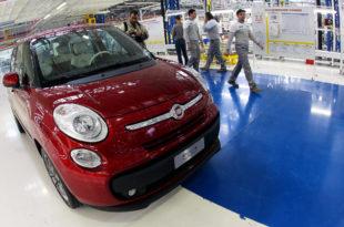 """ГАСИ се производња """"фиата 500л"""" јер ФИАТ потпуно прелази на производњу електричних аутомобила"""