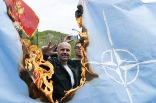 Монтенегро: Кривичним закоником предвиђено да се јавно изругивање НАТО кажњава са 10.000 евра