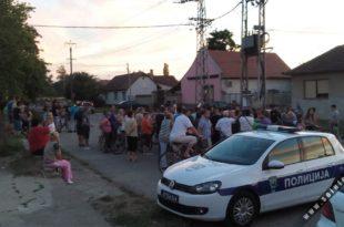 Сомбор: После напада миграната на девојку народ организовао протест јер више не може да трпи мигрантски терор! 8
