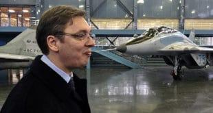 Знате ли зашто је Вучић плакао код Путина? Руси му не дају авионе без потврде о крајњем кориснику 8