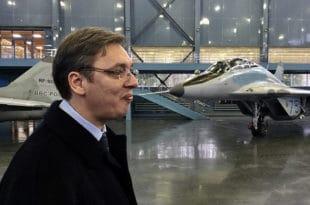 Знате ли зашто је Вучић плакао код Путина? Руси му не дају авионе без потврде о крајњем кориснику