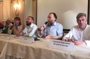 Предавање у Београду: Четврта политичка теорија и сајбер ратови (видео)