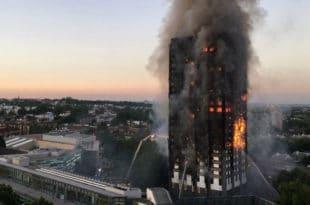 Лондон: Број жртава пожара порастао на 80, зграда постала крематоријум за станаре који су ту живели