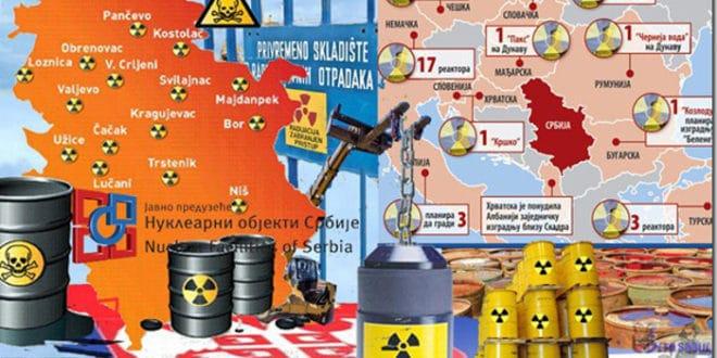 ОПАСНО СКРИВАЊЕ: Србија постаје НУКЛЕАРНА ДЕПОНИЈА где ће се складиштити отпад из Немачке и муниција НАТО?! 1