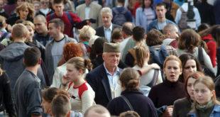 Број становника Србије од 2006. до 2016. смањен за око 385.000, као да су нестали Нови Сад и Крагујевац 10