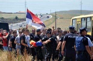 Шиптарска полиција ватреним оружјем ранила најмање двадесетак Срба међу којима су и деца 19