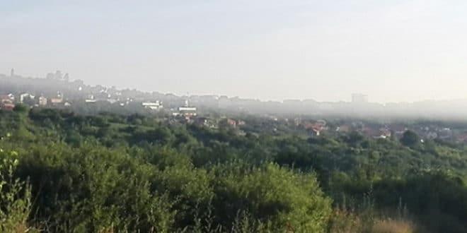 ОПАСНО! Дим изнад Београда канцероген и пун опасних хемикалија