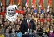 Вучићева инаугурација: Дух Јосипа Броза у Палати Србије