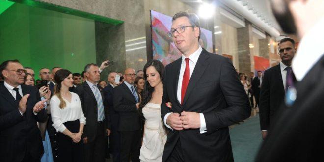 Колико је народ коштала приватна журка и бахалук Александра Вучића? 1