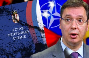 ВЕЛЕИЗДАЈНИЧКА ГОВНА мењају Устав тако да избегну референдум о Косову и Метохији