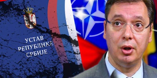 Иницијатива Владе за измену Устава до краја октобра у Скупштини Србије 1