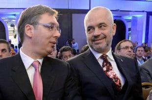 Вучић поклања 400.000 евра за Регионалну канцеларију за младе у Тирани?! (видео)