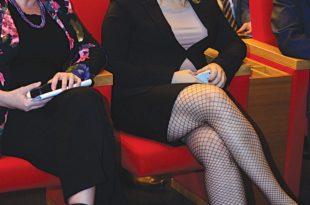 ЦИРКУС! Посланик рекао Зорани Михајловић да спусти хаљину јер га сексуално узнемирава