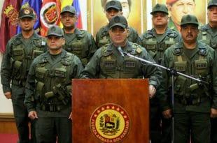 Оружане снаге Венецуеле од 21. јула обезбеђују свих 14.515 изборних места 2