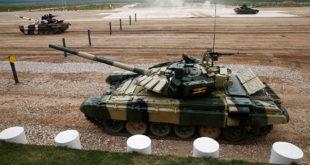 Бламажа ловачког друштва на тенковском бијетлону у Русији 8