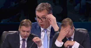 """""""Вучић ужива у психопатском обраћању грађанима"""""""