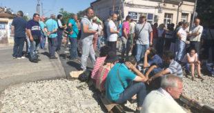 """Радници """"Гоше"""" настављају штрајк и најаваљују протесте испред Владе Србије"""