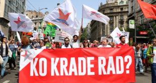 """Синдикати у транзицији: Влада жртвовала раднике због """"пословног амбијента"""" 9"""