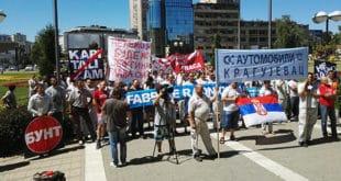 Радници Фијата позвали Брнабић да хитно посредује између пословодства и Штајкачког одбора 15