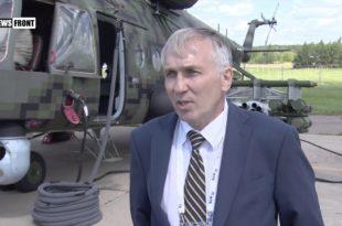 Демонстрација руског хеликоптера Ми-171Ш (видео) 13