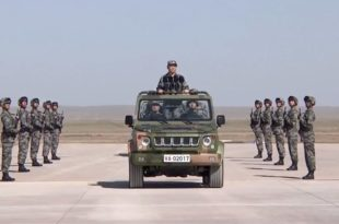 Кина одржала ненајављену војну параду: 40 одсто ратне технике виђено први пут (видео)