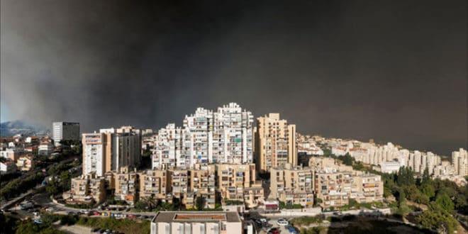 У Сплиту тиња на депонији, градом се шири дим, вукови прете становништву 1