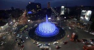 Београд: Хакована фонтана на Славији, цепају гусле и Тарзана?! (видео)
