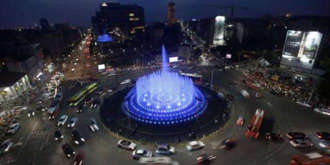 КАКО ЈЕ ОТВОРИШЕ, ТАКО И НЕСТАДЕ: Фонтана на Славији престаје да ради!