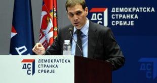 Јовановић: Дошло је време за нови почетак и нове људе