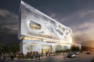 Почетак изградње Кинеског културног центра у Београду