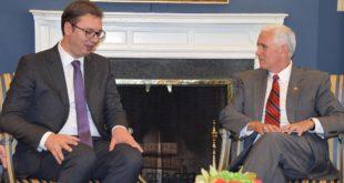 Пенс: Желимо да продубимо партнерство са Србијом