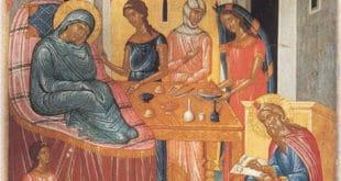 Данас славимо рођење Светог Јована Крститеља