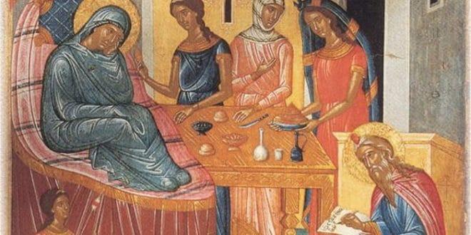 Данас славимо рођење Светог Јована Крститеља 1