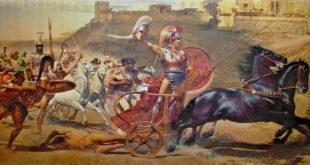 Илијада – писана на српском језику