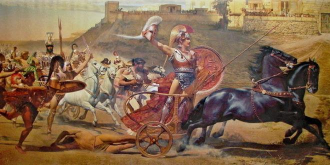 Илијада – писана на српском језику 1