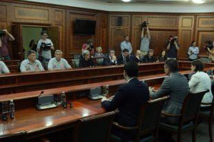 Завршен други састанак штрајкача и пословодства Фијата, наставак преговора сутра