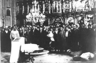 Сећање на усташки ЗЛОЧИН У ГЛИНИ: Срби су у цркви клани шест дана и шест ноћи
