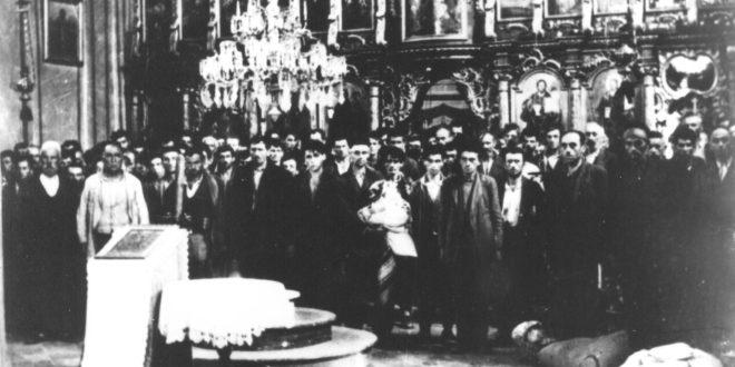 Сећање на усташки ЗЛОЧИН У ГЛИНИ: Срби су у цркви клани шест дана и шест ноћи 1