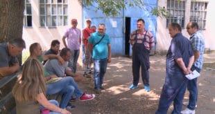 "Судски извршитељи у ""Гоши"", радници спречили пленидбу 7"