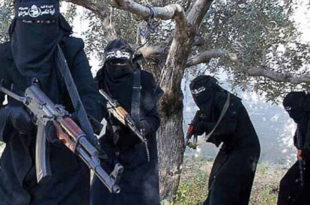 """Главна жена """"одреда смрти"""" Исламске државе у Сирији шиптарка са Косова 3"""