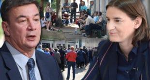 БОГАТАШИ ИЗ ВЛАДЕ УЧЕ РАДНИКЕ КАКО ДА ВОЛЕ СРБИЈУ! Министри нападају штрајкаче који ни за хлеб немају! 1