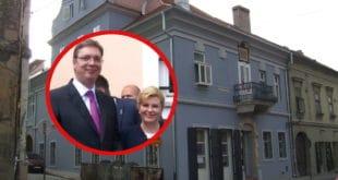 ВУЧИЋЕВ ВЕЛЕИЗДАЈНИЧКИ РЕЖИМ дао 600.000 евра Хрватима за поправку куће Бана Јелачића 8